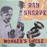"10"" ✦✦ RAY SHARPE ✦✦ ""Monkey's Uncle'"""